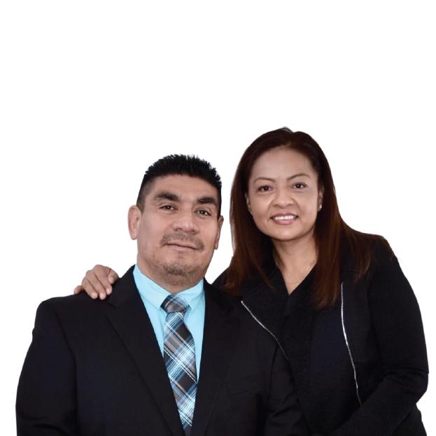 Pedro & Rosy Navarrete